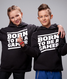 Bluza Junior z Kapturem - BTBG